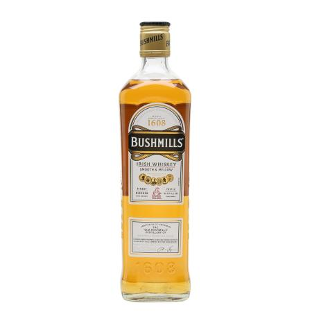 Bushmills Irish whisky