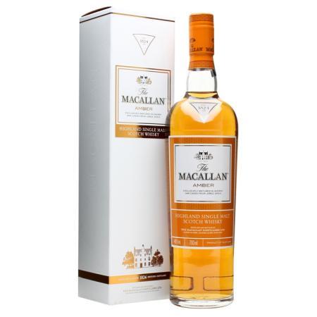 Macallan Amber Single Malt Scotch whisky
