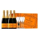 Veuve Clicquet Champagne Party Set