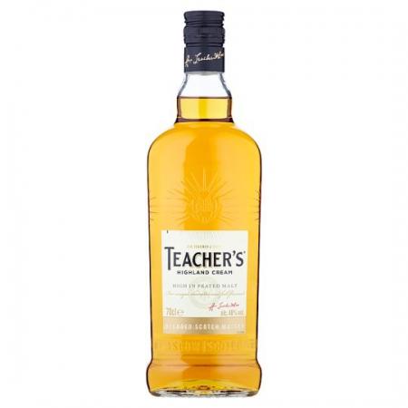 Teacher's 0.7L whiskey