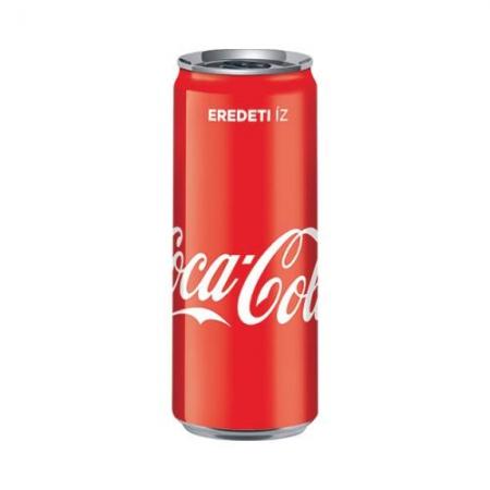 Coca Cola dobozos üdítő