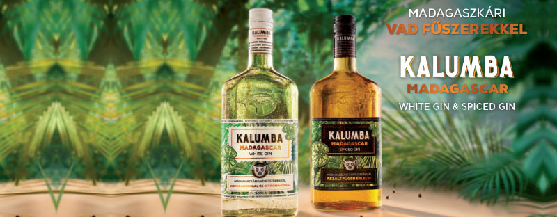 kalumba white gin