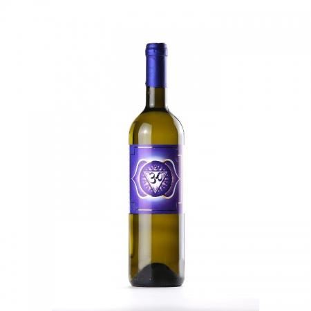 Homlokcsakra bor