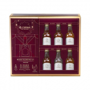 Chivas The Blend-whisky blending kit (5×0,05l)