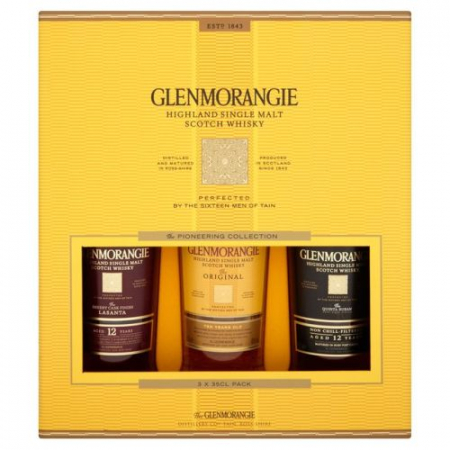 Glenmorangie Pioneering Collection (3*0,35)