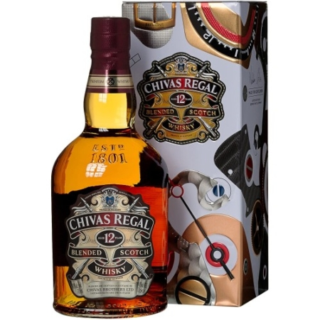 Chivas Regal Limited Edition by Bremont Watch Company