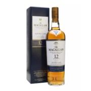 Macallan 12 éves Double Cask (0,7 l, 40%)